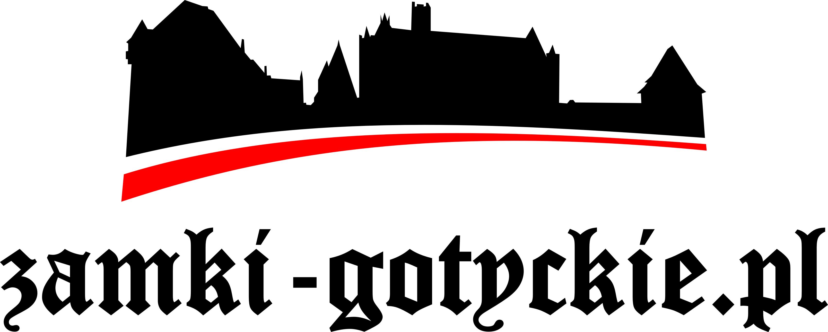 logo_Zamki gotyckie