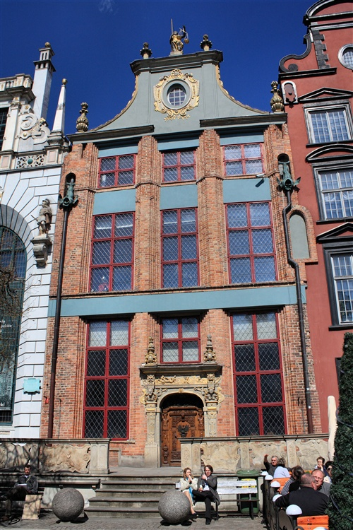 Galeria zdjęć Gdańsk Stary Dom Ławy. Polska Niezwykła