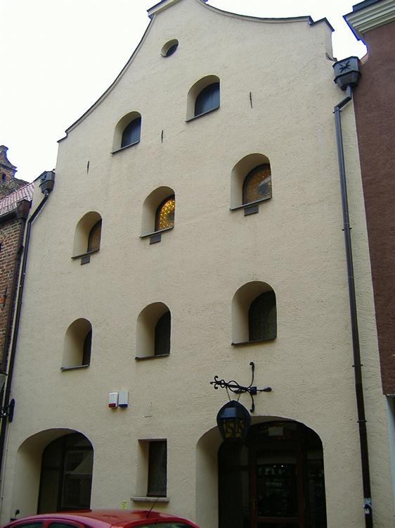 Toruń Włoska Kuchnia W Gotycko Barokowym Spichrzu