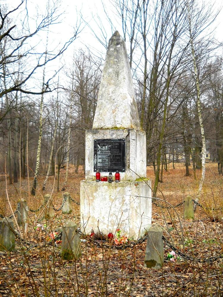 Pomnik Wdzięczności Armii Czerwonej w Zbydniowie