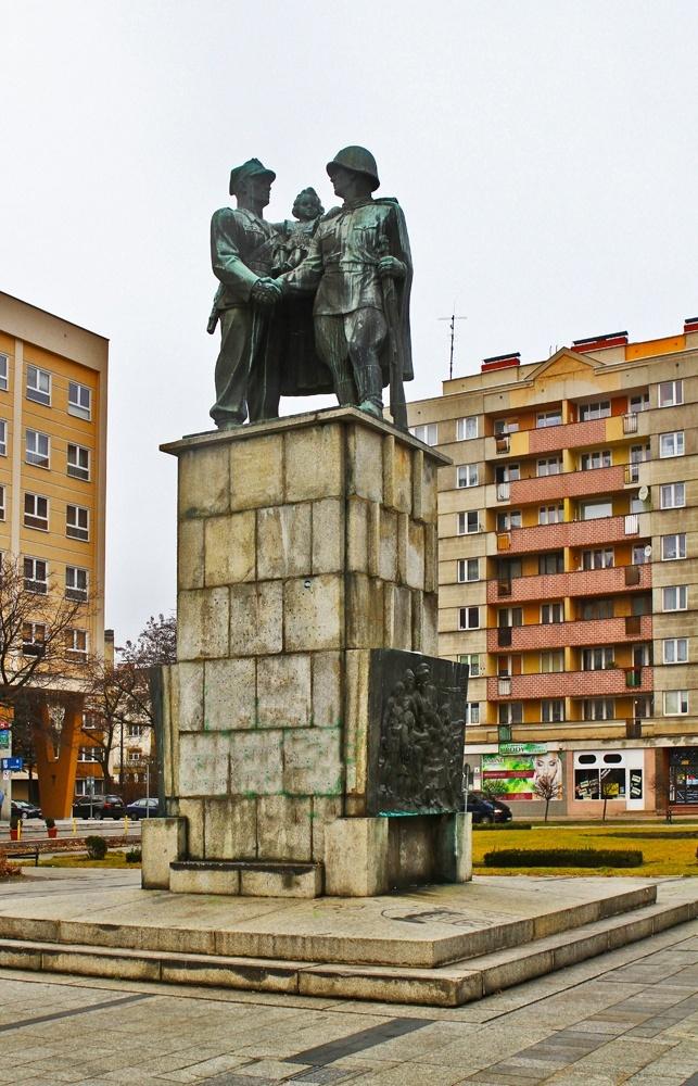Pomnik Braterstwa Broni w Legnicy