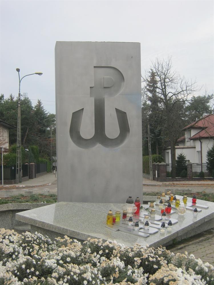 Legionowo pomnik polski walcz cej atrakcje turystyczne for Mural legionowo