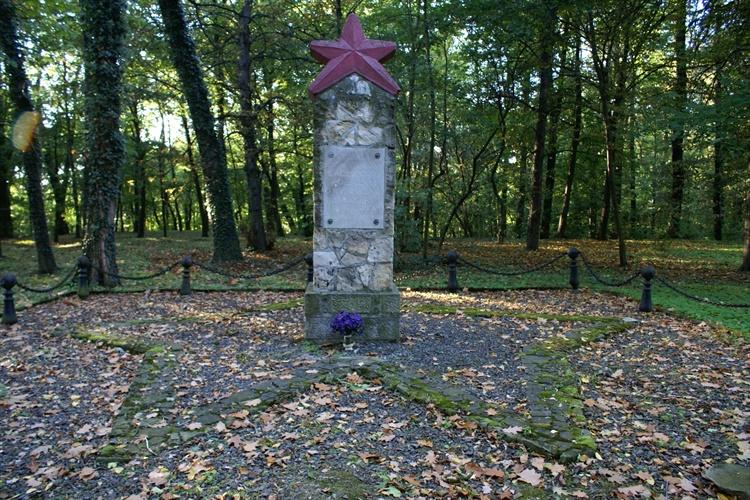 Pomnik Wdzięczności Armii Czerwonej w Głogówku