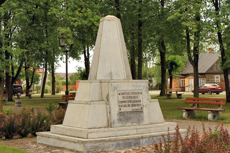 Pomnik Wdzięczności Armii Radzieckiej  w Kodniu