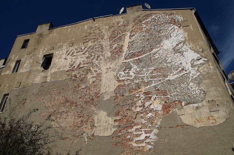 Lodz Mural Inny Niz Wszystkie Atrakcje Turystyczne Lodzi Ciekawe