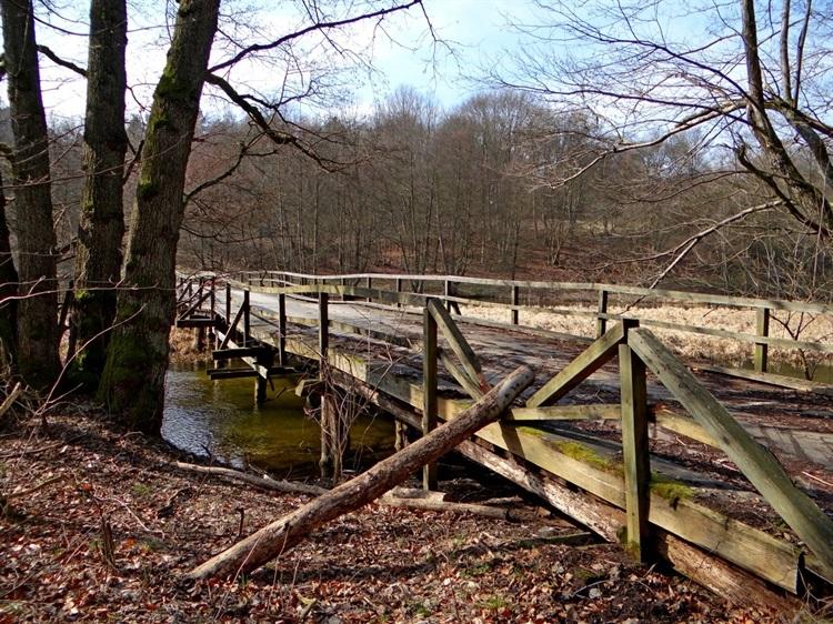 Znalezione obrazy dla zapytania: drewniany most stare zdjecia