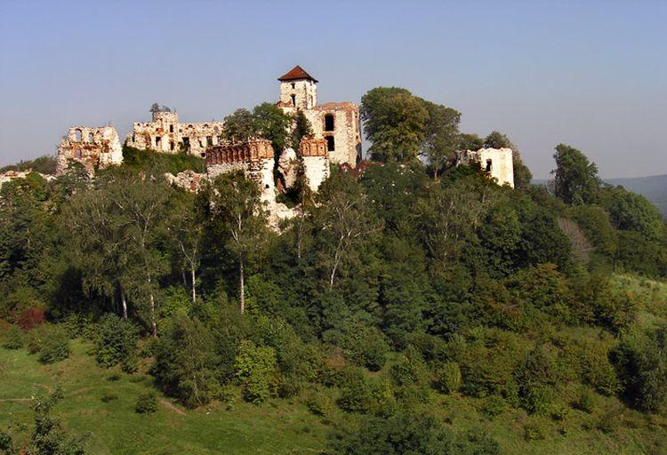 Rudno - Zamek Tenczyn. Atrakcje turystyczne Rudna. Ciekawe ...
